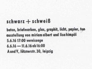 schwarz+schweiß